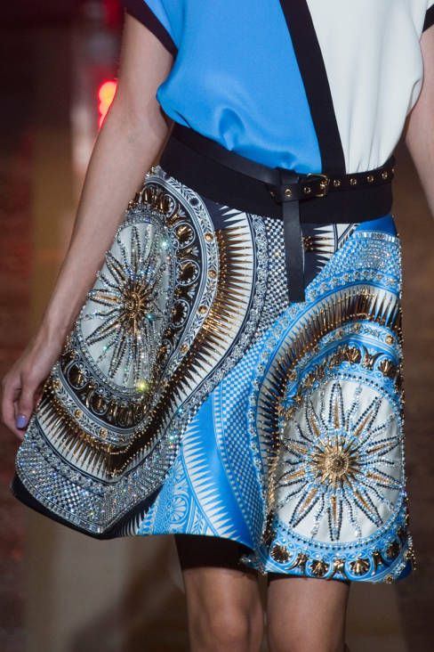 Fausto Puglisi Spring 2014 Ready-to-Wear Detail - Fausto Puglisi Ready-to-Wear Collection