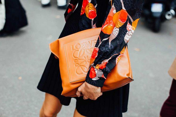Paris Fashion Week #StreetStyle/día 8 #PFW. Foto:@Vogue