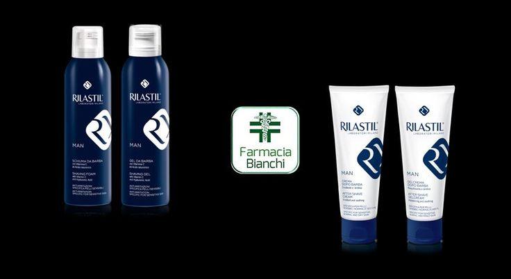 #Rilastil for man da Farmacia Dott.ssa Alessandra Bianchi