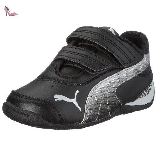 Zapato Cross-Trainer Ignite Evoknit Lo Wn para mujer, Puma White-Vaporous Gray-Peacoat, 8.5 M EE. UU.