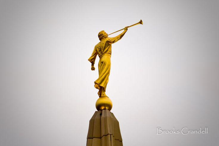 12 cosas que no sabías acerca de la estatua del ángel Moroni