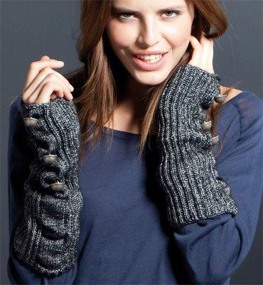 Mitones: Of Agujas, Knitting, Crochet, Weave, Knit Knnnnnniiiiit, Tissues