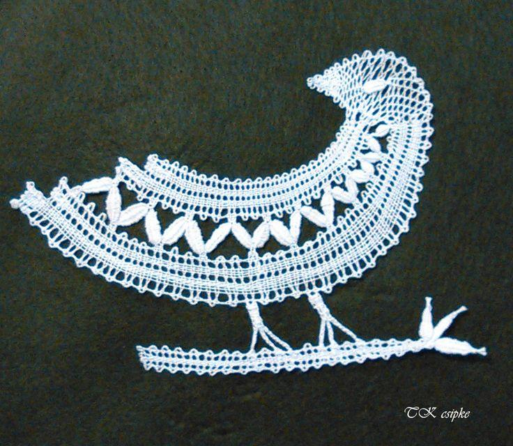 Csipkés madárka
