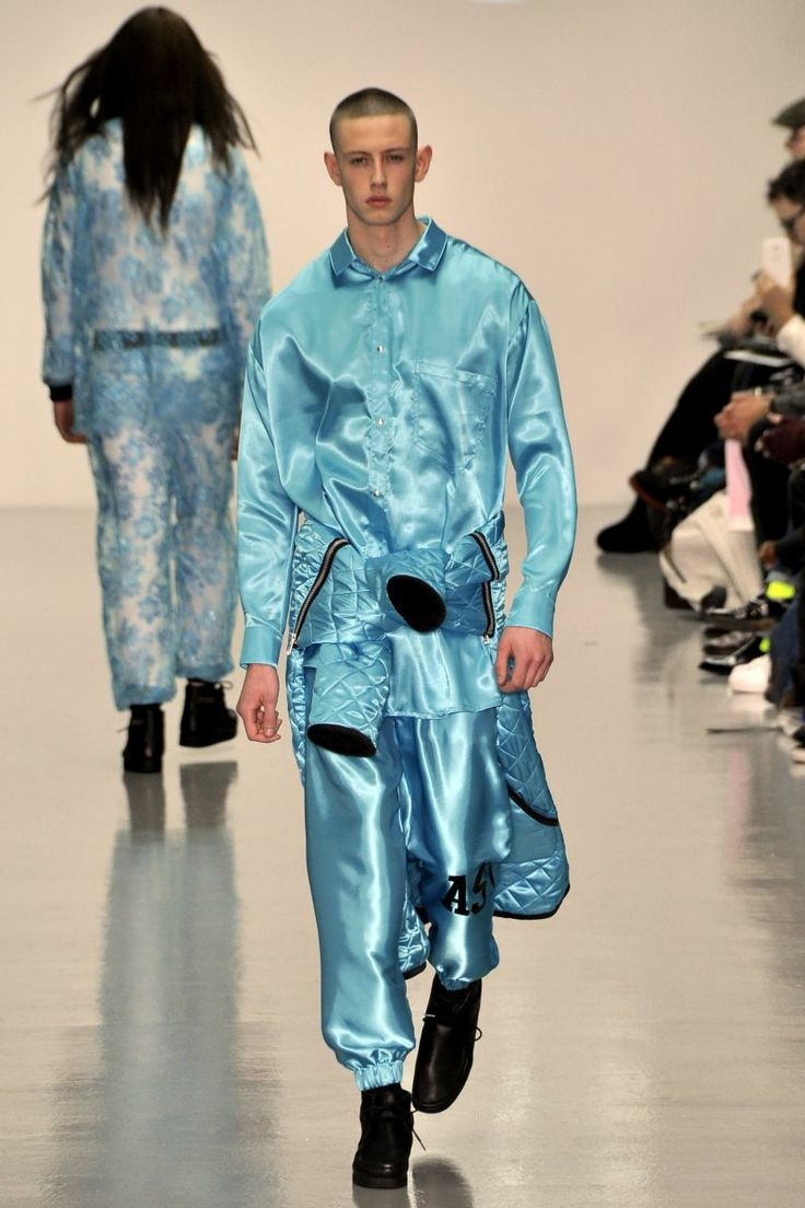 D1 1100 Astrid Anderson (4) - LONDON COLLECTIONS MEN WINTER 2014 - Gallery - Modelixir Universe
