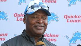 Jim Caldwell on spirited morning practice with Detroit Lions
