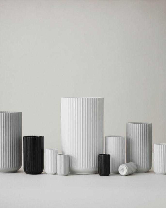 Lyngbyvases in Porcelain by Lyngby Porcelæn #porcelænsfabrikkendanmark #monogram #original