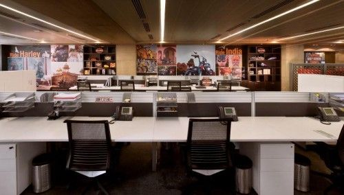 Harley Davidson - Office Snapshots