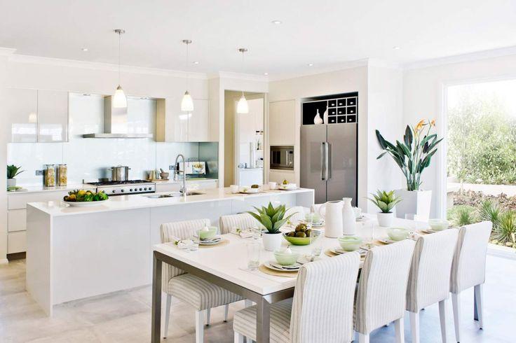 The Montego - Dining & Kitchen | McDonald Jones Homes