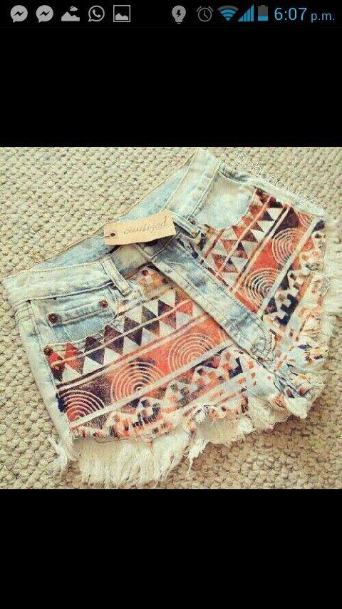 mini shorts 80s