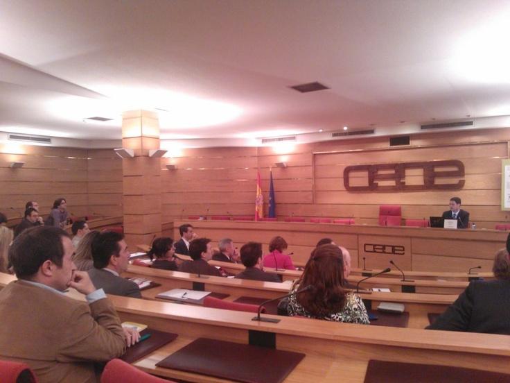 VI Encuentro Internet de la Comunidad de Madrid sobre futuro y crecimiento de las e-commerce en CEIM