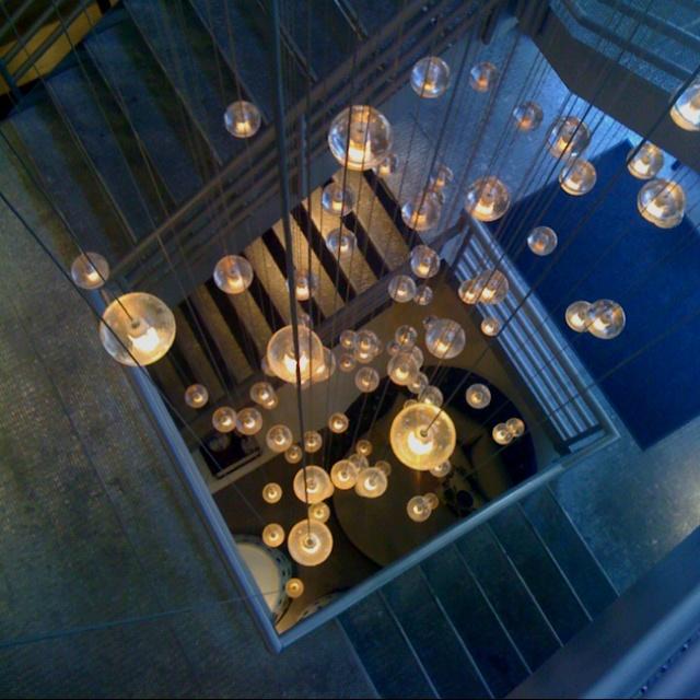 Bocci Instillation In Luminare Chicago
