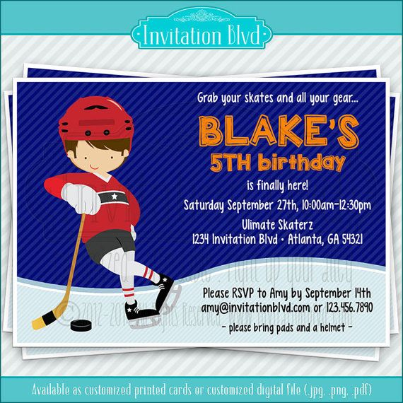 20 best Kids Party Invitations images on Pinterest Kid parties