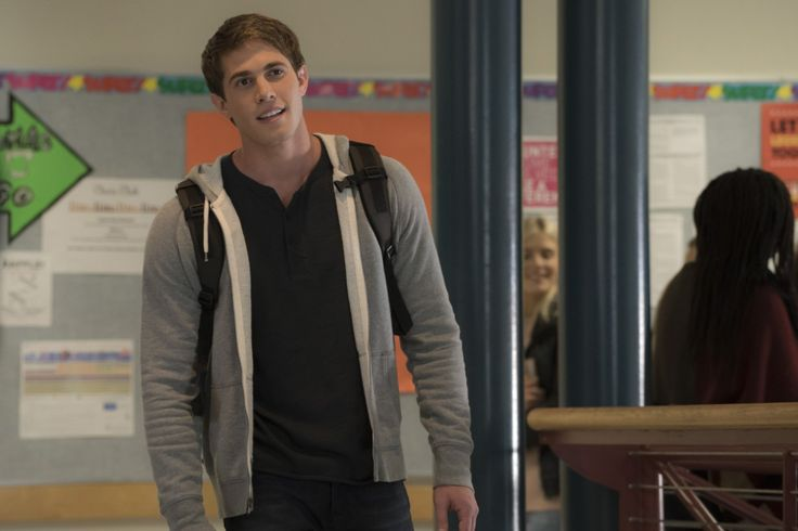 Blake Jenner in The Edge of Seventeen