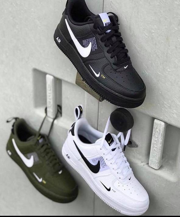 Model : Nike Air Force TM   Funky