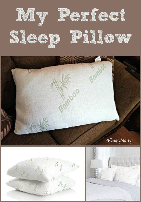 The Perfect Pillow For Head And Neck