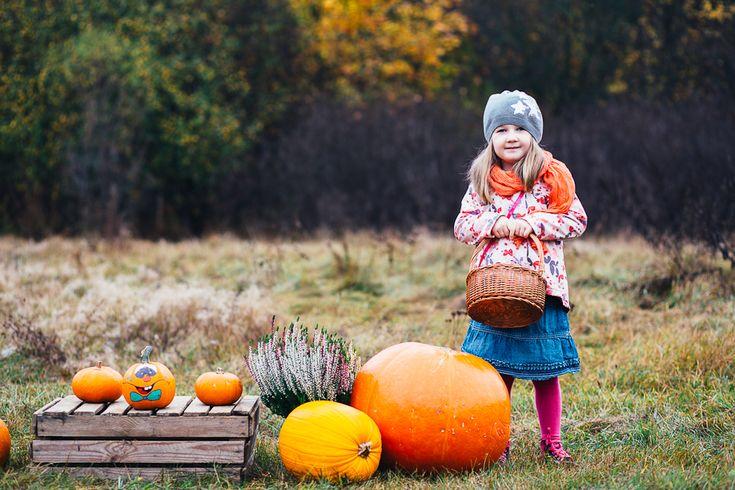 Jesienna sesja rodzinna | Autumn family session