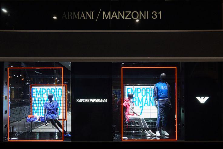 Emporio Armani Primavera Estate 2015 Milano