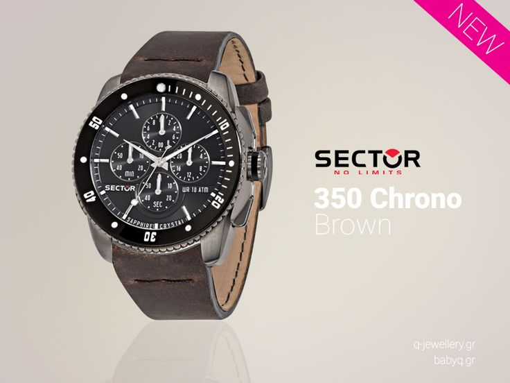 Sector - Men's watch 350 Chrono