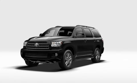 Toyota Sequoia- Car I'm looking at right now