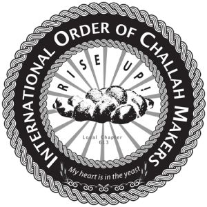 Image of INTERNATIONAL ORDER OF CHALLAH MAKERS Apron