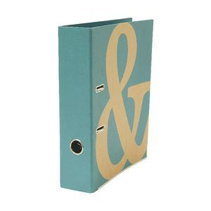 $11.95, View more details for GO Stationery Kraft Lever Arch File Teal