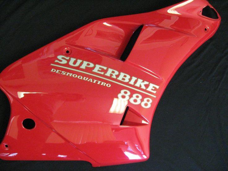 Ducati 888 Superbike Side Panels