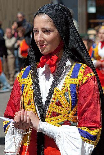 Costume tradizionale di Desulo