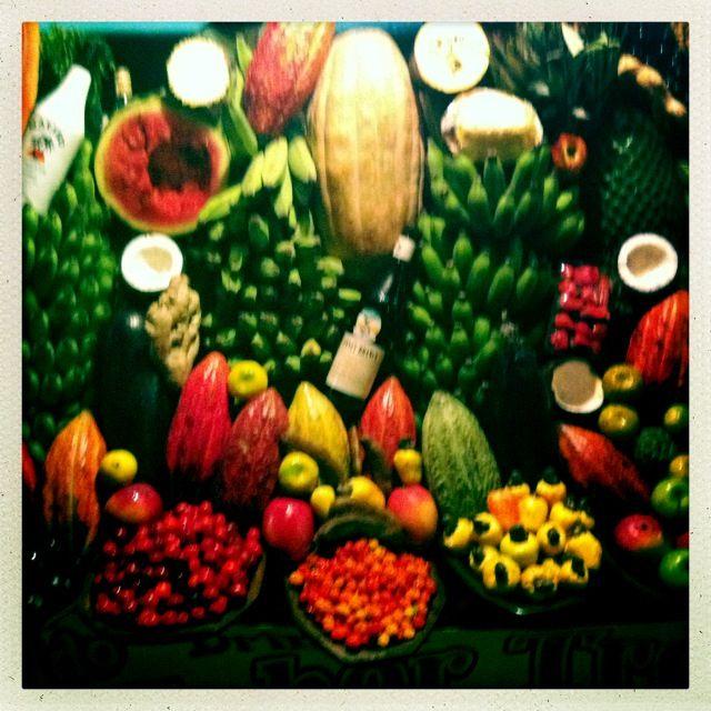 Gezond en tropisch