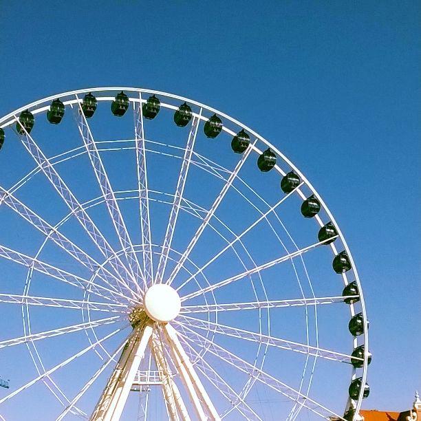 wheel  in Gdansk, Poland