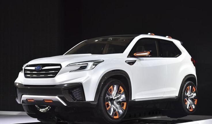 2018 Subaru Tribeca Replacement and Updates Rumor - Car Rumor