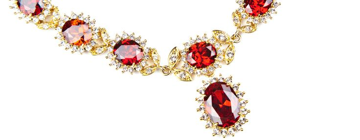 Garnet is the January birthstone. Read our blog to find out some interesting facts about it!