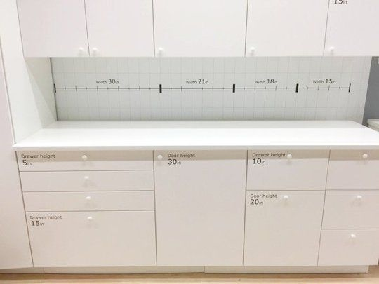 Ikea 39 s akurum vs sektion cabinets what 39 s the difference for Kitchen cabinets vs drawers