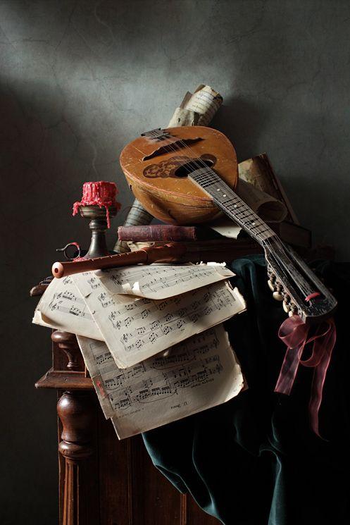 photo: С мандолиной и флейтой | photographer: Диана Амелина | WWW.PHOTODOM.COM