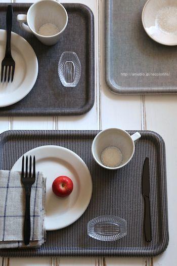 Seria's tray
