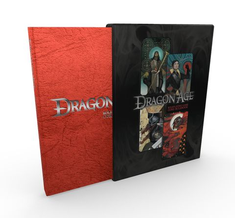 Dragon Age RPG Ultimate Edition (Pre-Order) - Green Ronin Online Store