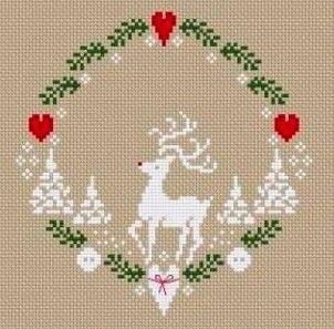 Free Cross Stitch Patterns - A