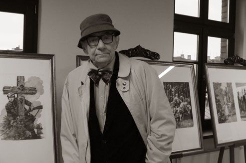 Janusz Stanny – Polish illustrator, graphic artist and teacher passed away, at age 82, on 13th February 2014 in Warsaw.