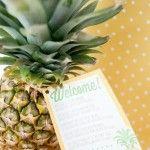 Welcome to the Neighborhood Pineapple Gift + Printable - Kristen Duke Photography