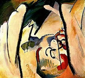 Wassily Kandinsky - heiliger george
