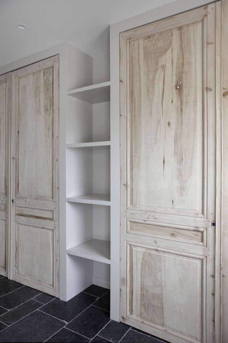 Deco Porte De Placard dressing #bedroom #white #cosy #beautiful - #beautiful