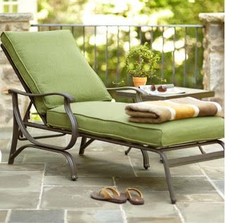 47 best outdoor ideas images on pinterest outdoor ideas for Chaise lounge black friday sale
