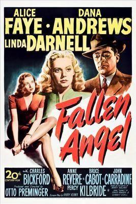 Fallen Angel Movie Poster Puzzle Fun-Size 120 pcs