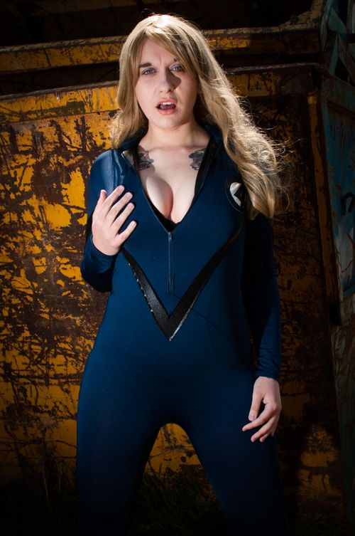 Invisible Woman Cosplay 1000+ images about 000...