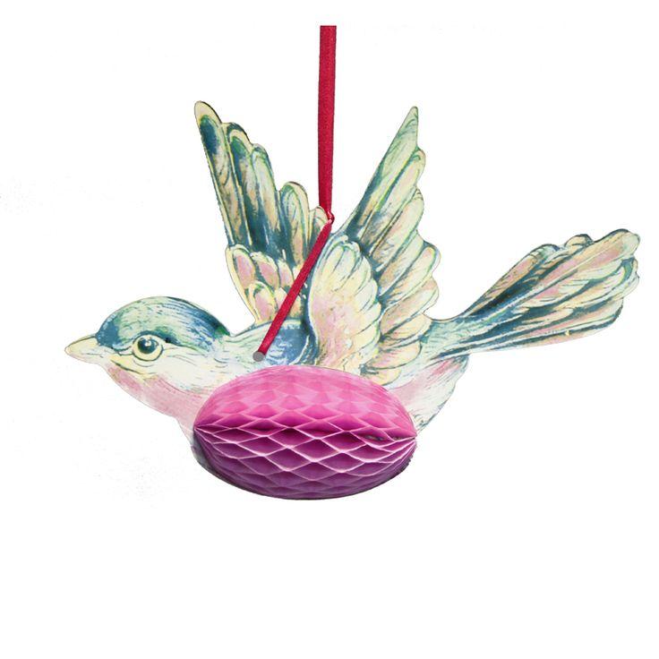 Honeycomb Birds 3pk