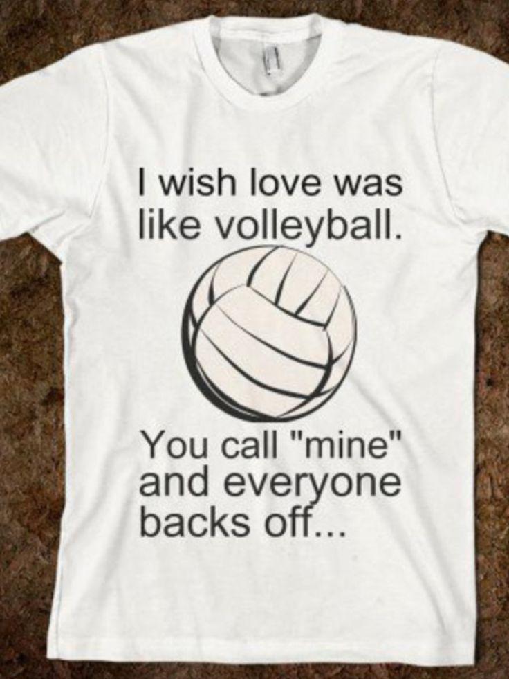 Totally true. | Volleyball | Volleyball, Volleyball Quotes ...