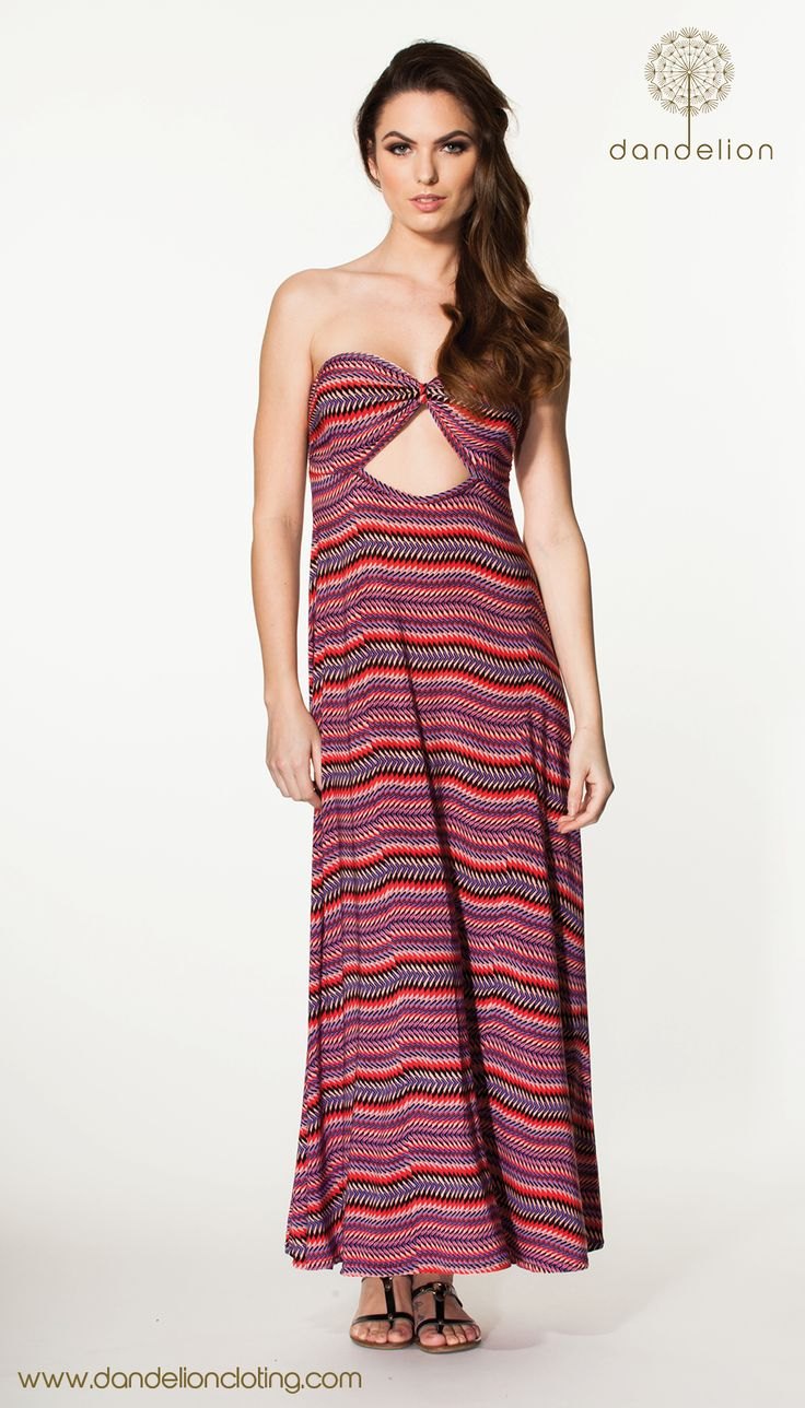 Sexy maxi dress, Great for a night out.