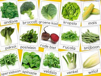 Natuurlijk Gezond en Mooi: Groente- en fruitkalender september