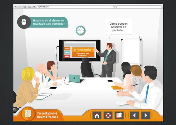 e-Learning Projects on Behance