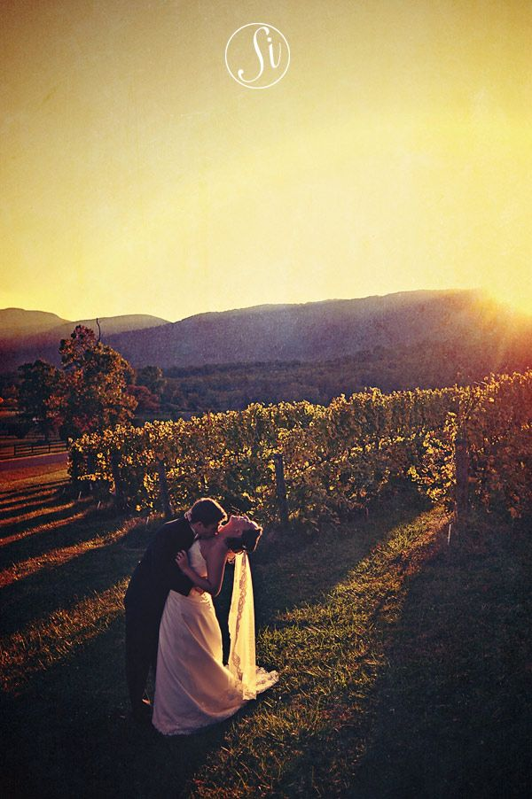 fall wedding  Could do something like this at the farms vineyard