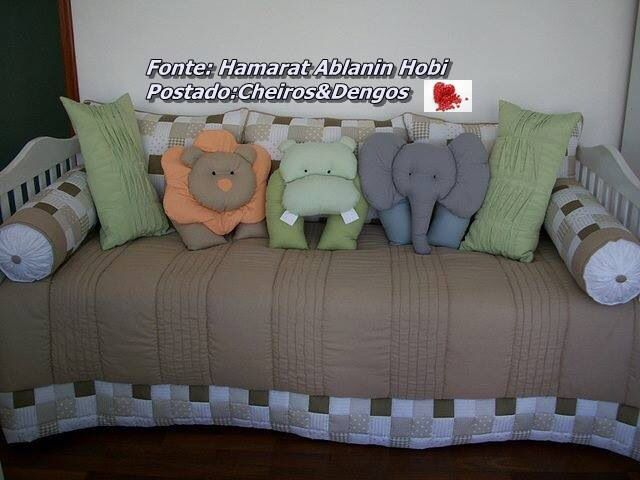 Baby Room Sewing Projects
